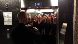Elevatormusik med Panumkoret
