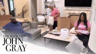 John And Aventer Pack Up Their House   Book of John Gray   Oprah Winfrey Network