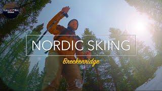 Nordic Skiing at Breckenridge