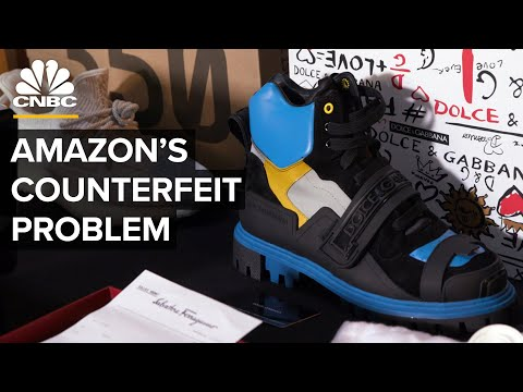Why Amazon Has So Many Counterfeit Goods