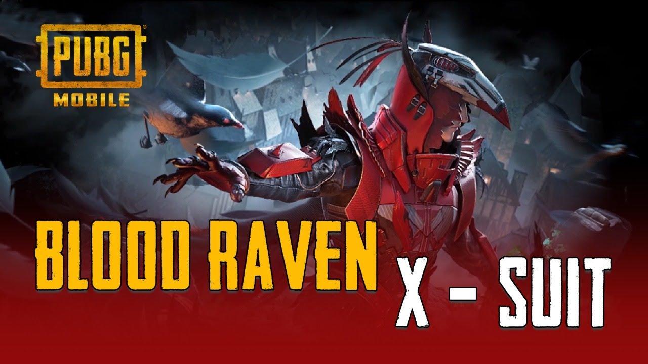 PUBG MOBILE | Highlight dari X-SUIT Blood Raven 🤩