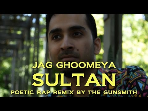 Jag Ghoomeya | Sultan - Poetic RAP Remix/Cover by...