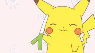 Adorable Pikachu Video #3: Pikachu