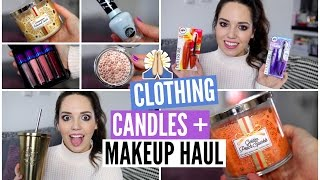 Drugstore Makeup, Clothing + Candle Haul From NYC!