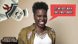 Leslie Jones walks back GHOSTBUSTERS 3-Trump tweet
