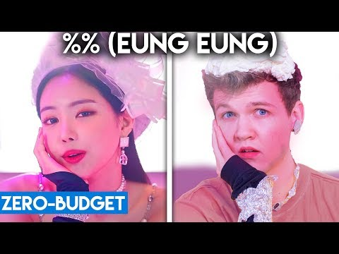 K-POP WITH ZERO BUDGET! (Apink - %%(Eung Eung)) Mp3