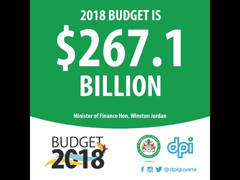 Ministers of Government and Members of Parliament share their views on Budget 2018.