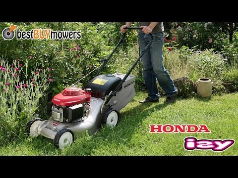 Best Buy Mowers presents...The Honda Izy Lawn Mower