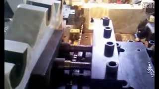 Hose Clamp Machine