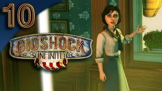 Mr. Odd - Let's Play Bioshock Infinite Part 10 - Elizabeth Teaching Me About Tears