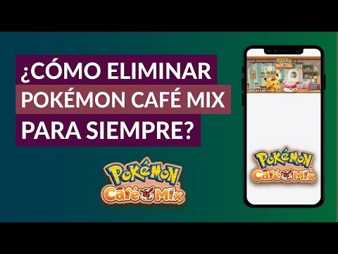 Cómo Desinstalar, Borrar o Eliminar Pokemon Café Mix para Siempre ¡Muy fácil!