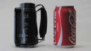 Canon Vixia HF10 review