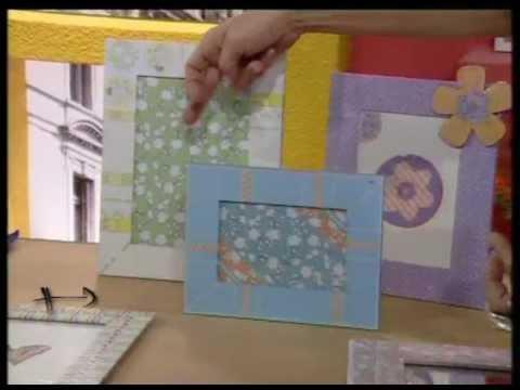 Decorar con papel marcos linea de papeles herminia - Marcos para decorar ...