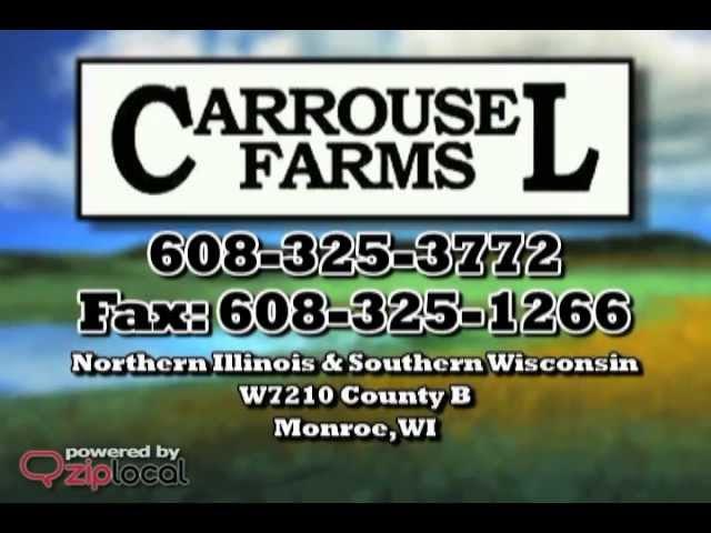 Carrousel Farms  - (608) 325-3722