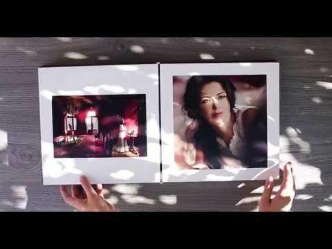 Шикарный альбом из паспарту Геннадия Гранина и Галины Набатниковой