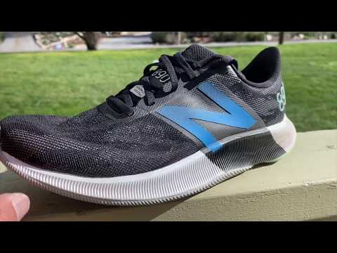 New Balance FuelCell 890v8 First Run Review, Shoe Details And Comparisons