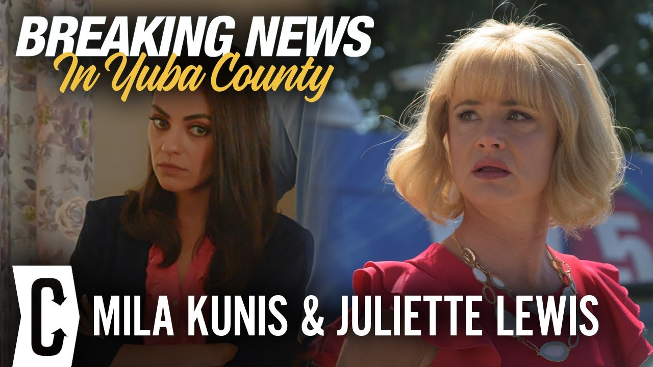 Mila Kunis on Why Family Guy Is the Greatest Job Ever and Breaking News in Yuba County