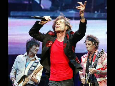 Salt Of The Earth Rolling Stones