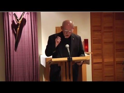 """Fr. Fred Kammer, SJ, discusses the """"Joy of the Gospel."""""""