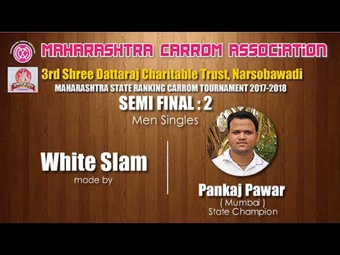 White Slam made by Pankaj Pawar ( Mumbai )