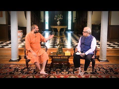 Swami Vigyananand (Chairman of World Hindu Foundation) In Conversation with Rajiv Malhotra