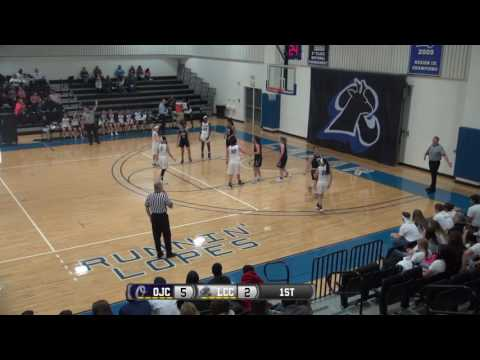 Lamar Community College vs. Otero Junior College (Women's Basketball)