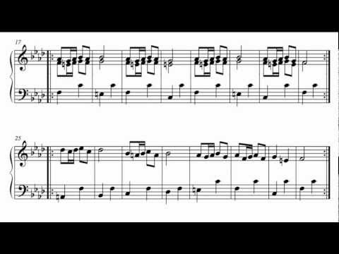 Beethoven's Last Piece for Piano