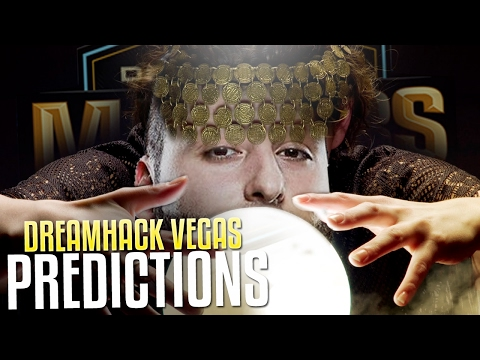 Dream Hack Vegas Round 1 Preds(Drake Lounge)