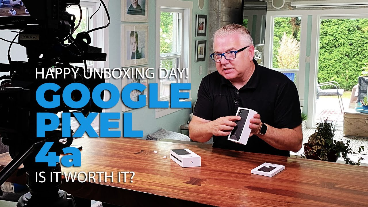Google Pixel 4a Gets a Canadian Unboxing Day - GetConnected Media