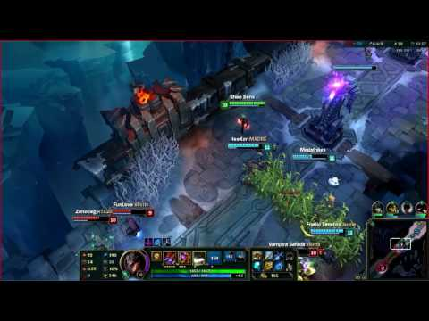 League of Legends - Modo: Aram - Surrender?