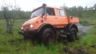 Unimog U900 DOKA 1989