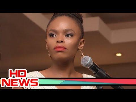 No, we're not together, says Unathi on Thomas Msengana