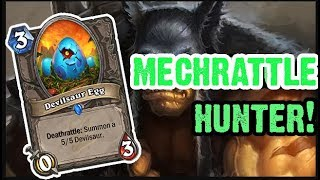 [ThijsHS] Mechrattle Hunter - Boomsday Standard Deck!