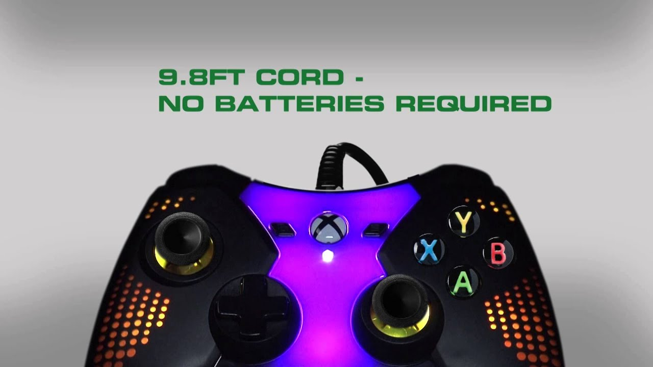 Xbox One Spectra Controller Trailer - YouTube