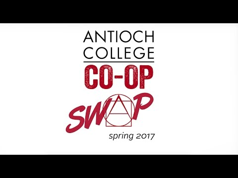 Antioch College Co-Op Swap Montage - Spring 2017