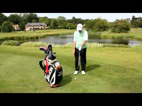 How to hit a flop shot, with Carl Mason