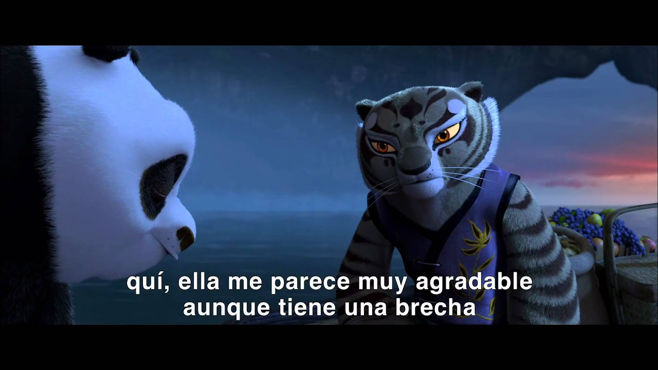 Featurette De Kung Fu Panda 2 Angelina Jolie Nos Habla De La Tigresa