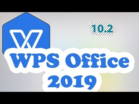 Download And Install WPS Office 2019 On Pc HD