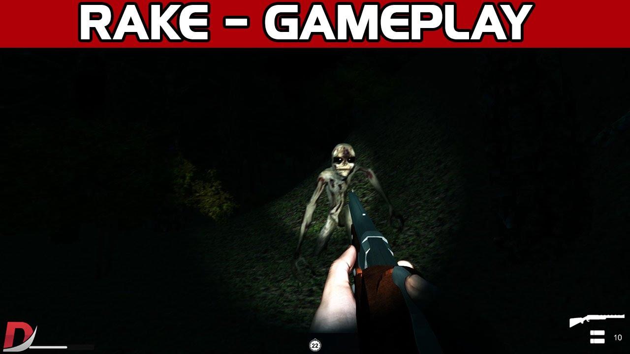 Rake Gameplay