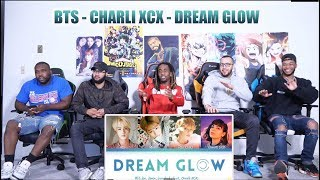 BTS - Dream Glow (Feat. Charli XCX) [Color Coded Lyrics/Han/Rom/Eng/가사] Reaction