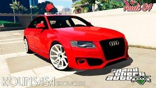 GTA 5 Audi S4