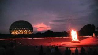 Sri Aurobindo Anniversary in Auroville