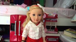 My New Journey Girl Doll Review!!!