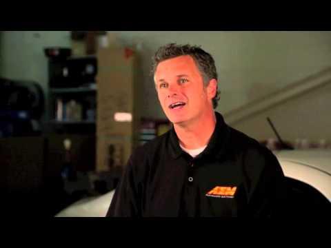 Kirk Miller Explains the AEM Wideband Failsafe Gauge