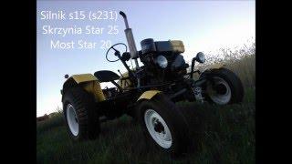 Remont traktora sam s15 s231
