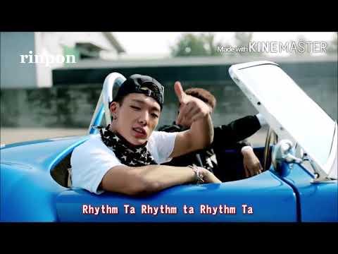 iKON RHYTHM TA Japanese ver  MV FULL 日本語歌詞付き