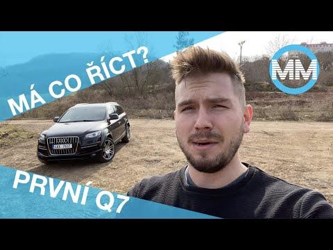 TEST - Audi Q7 3.0 TDI (180 kW) - MÁ PO LETECH CO ŘÍCT? CZ/SK