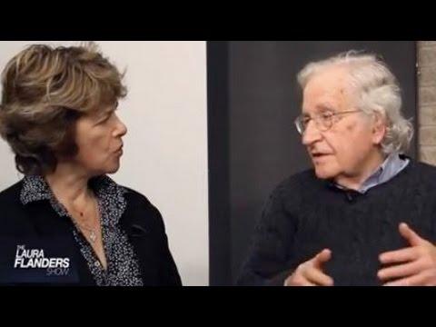 Noam Chomsky on Secrecy, Terrorism and Google