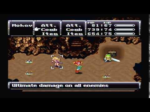 (017) Chrono Trigger 100% Walkthrough - Back in Action!