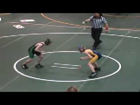 Devan Maxwell, Streetsboro vs Mogadore 86# Varsity...
